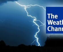 Watch for us on the Weather Channel!
