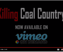 Killing Coal Country.