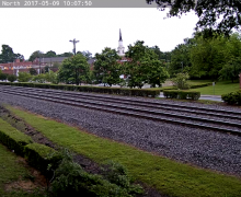 Thomasville NB cleared