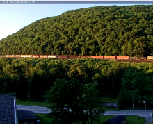 Welcome to the Horseshoe Curve!