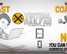 What is Virtual Railfan?