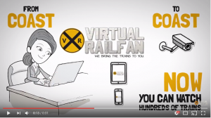 What is Virtual Railfan?