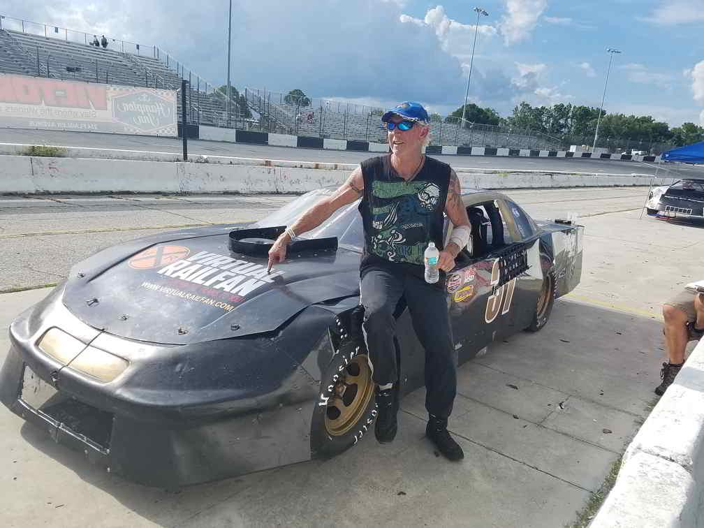 Virtual RailFan - Sportsman Race Car