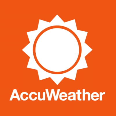 Look for us on Accuweather!