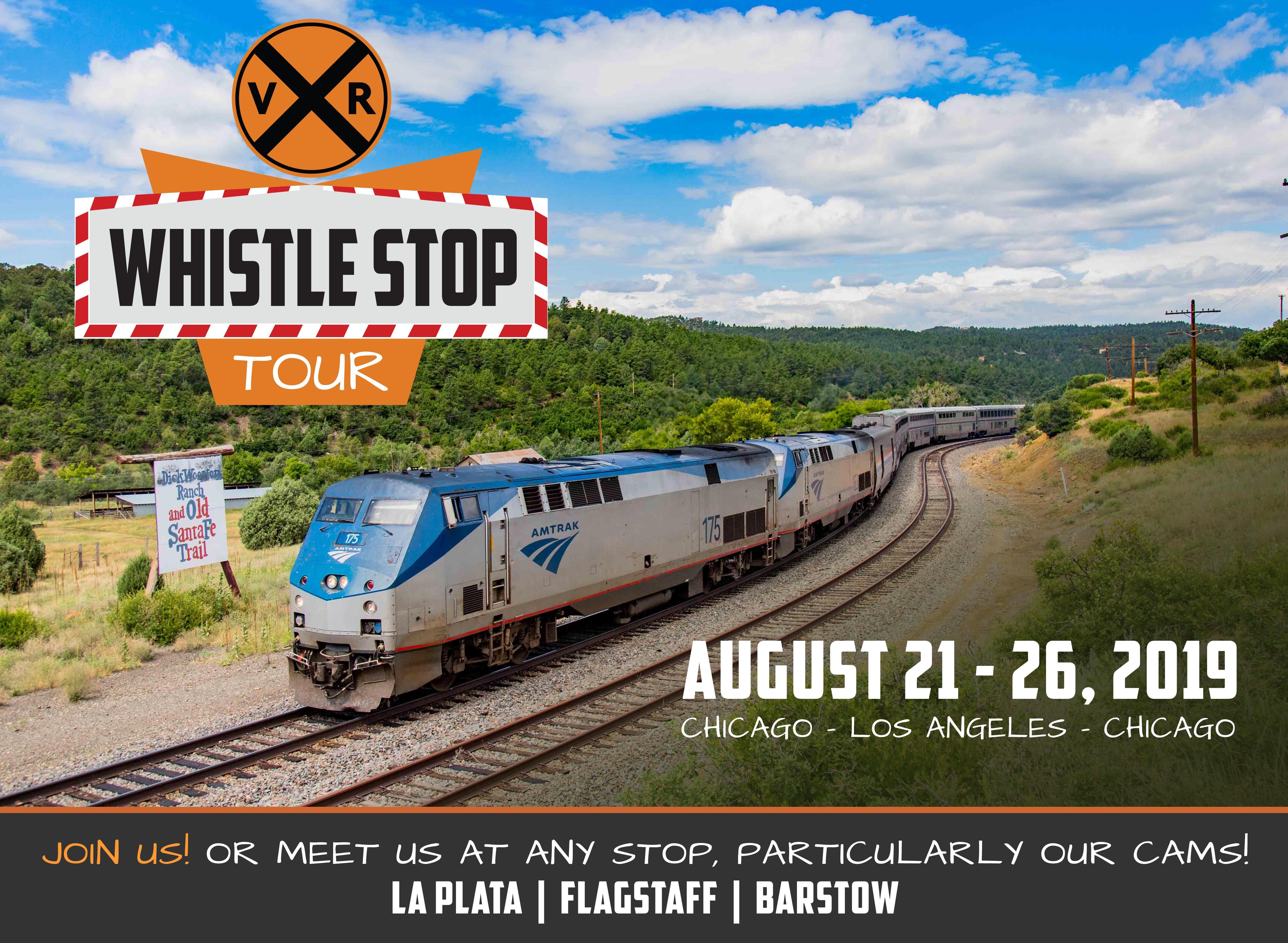 Whistle Stop Tour