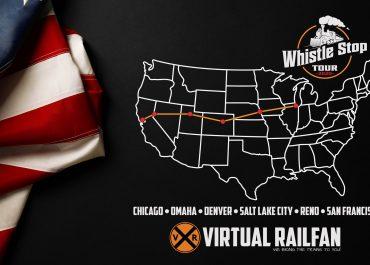 2020 Whistle Stop Tour - Book Now!