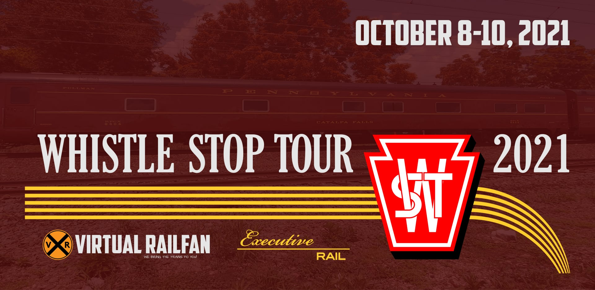 Whistle Stop Tour is Back for 2021!